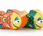 Funny Fish Padded Toy