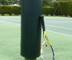 Hanney Tennis Club Post Pads