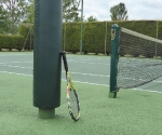 Post Protectors for Hanney Tennis Club