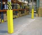 Warehouse Post Protectors