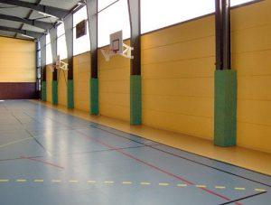 Three Sided Pads - Basketball