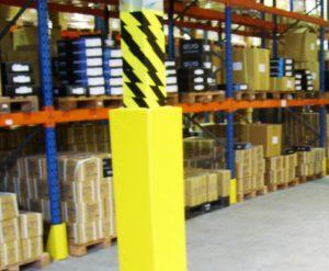 warehouse-post-protectors
