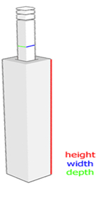 rectangularposts